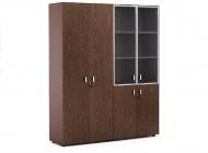 Шкаф комбинированный с гардеробом