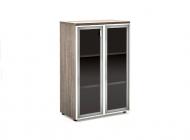 Шкаф H.121 стекл. двери