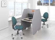 Стол приставной с опорой