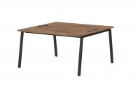 Стол прямоугольный раздвижной