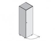Шкаф средний с 1 дверью