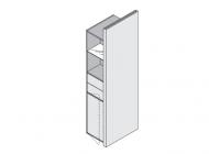 Шкаф-стойка средний с ящиками