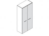 Шкаф для документов высокий